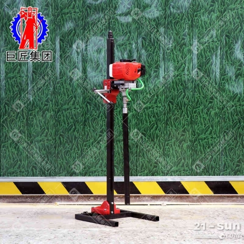BXZ-1L型立式背包钻机 工程地质勘探 操作简单