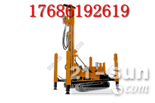 液压履带式230米钻井机液压打井机小型水井钻机 举报 本产品采购属于商业贸易行为