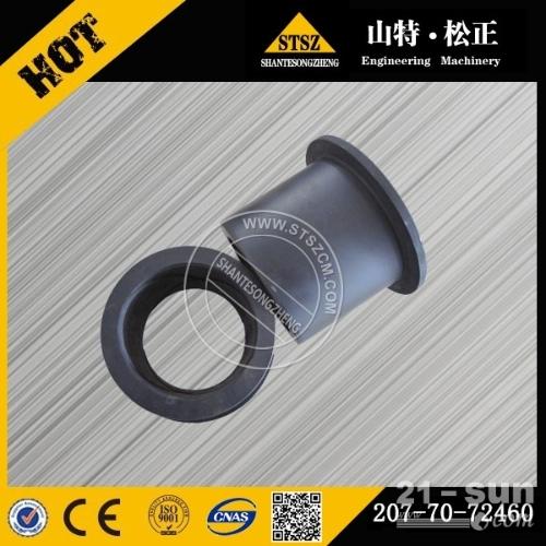PC215M0-10冷却风扇皮带张紧器6754-61-411...