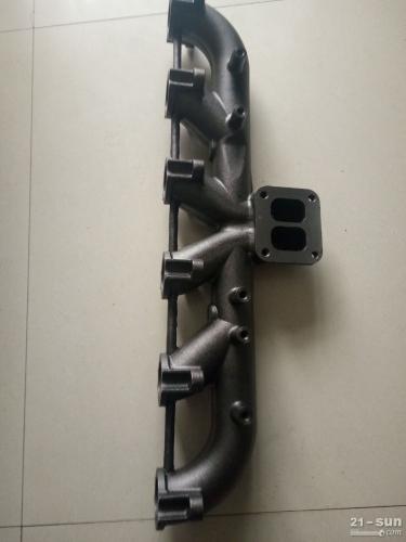 小松挖掘机PC300-7排气支管 小松配件