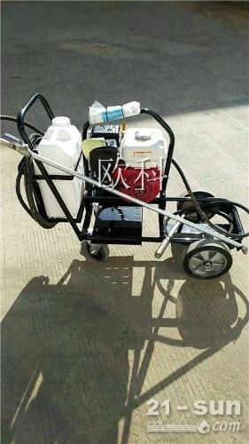 小型手推式乳化沥青洒布机 市政路面养护喷洒机