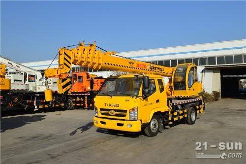 斯凯机械唐骏8吨吊车