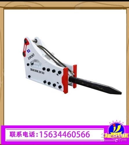 工厂现货热销三角破碎锤 60型破碎器炮锤