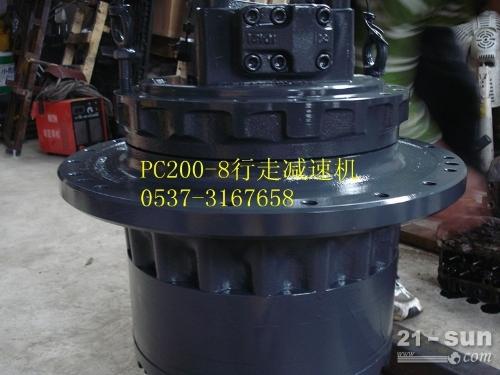 小松挖掘机配件 PC200-8终传动