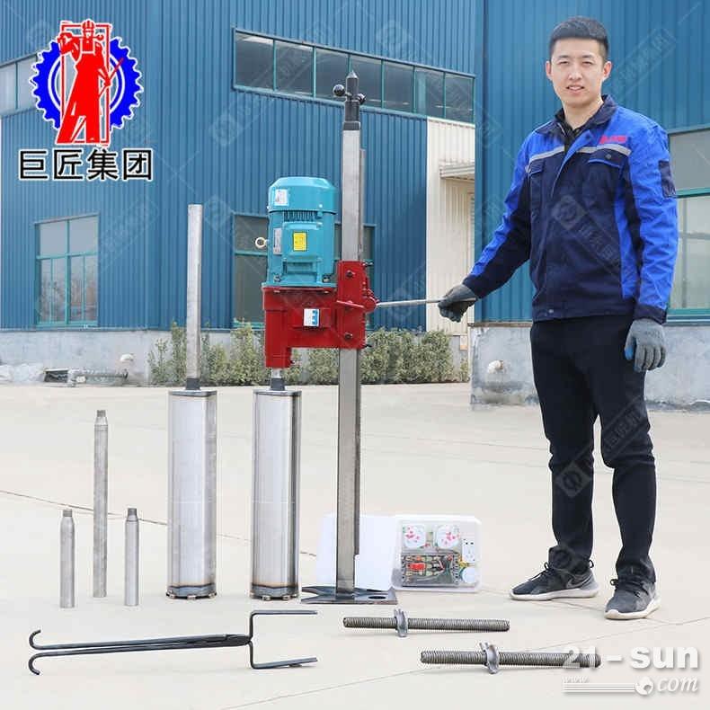 HZD-L系列三相电立式工程水磨钻机