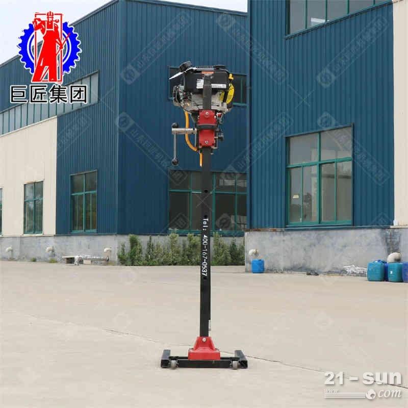 BXZ-2L型立式背包钻机取样钻机 便于背负轻便钻机