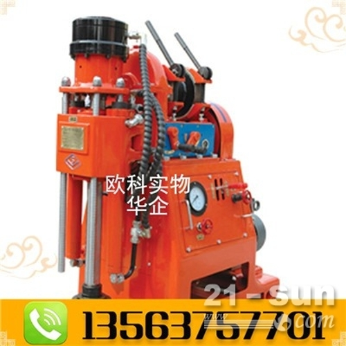 ZLJ-150煤矿用坑道钻机介绍