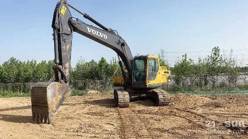沃尔沃沃尔沃210B二手挖掘机