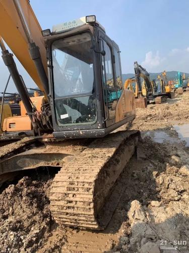 三一SY215-9二手挖掘机