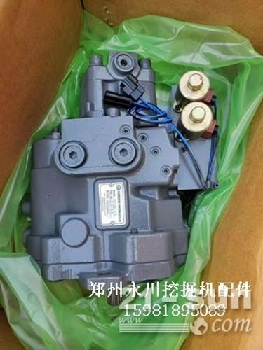 洋马55液压泵PSVD2-16E-17E液压泵总成及配件郑州...