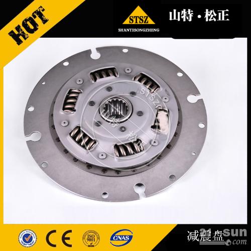 小松挖掘机PC300-8M0圆盘207-01-71310小松原厂配件