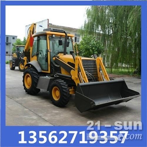 小型四驱两头忙农用矿用两头忙可当铲车挖机