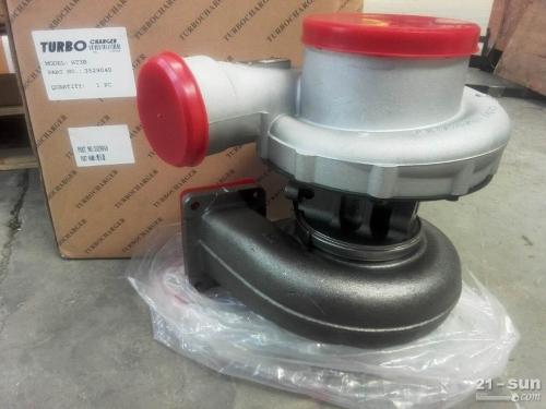 重康明斯发动机NT855涡轮增压器3529040