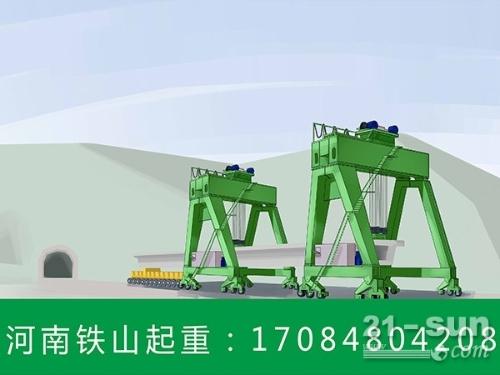 5吨轮胎吊有现货 浙江杭州轮胎式起重机销售厂家
