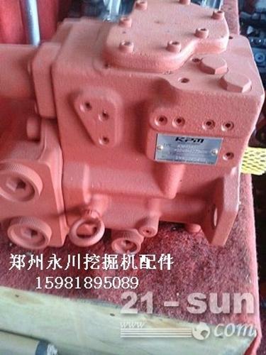 K3SP36C液压泵总成郑州永川挖掘机配件159818950...