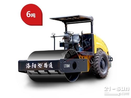 6吨全液压单钢轮振动压路机