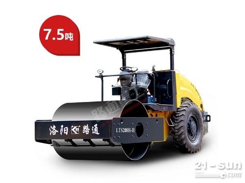 8吨全液压单钢轮振动压路机