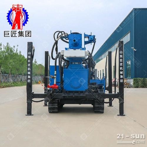 环保取样钻机地质勘测HBZ系列履带式环保钻机