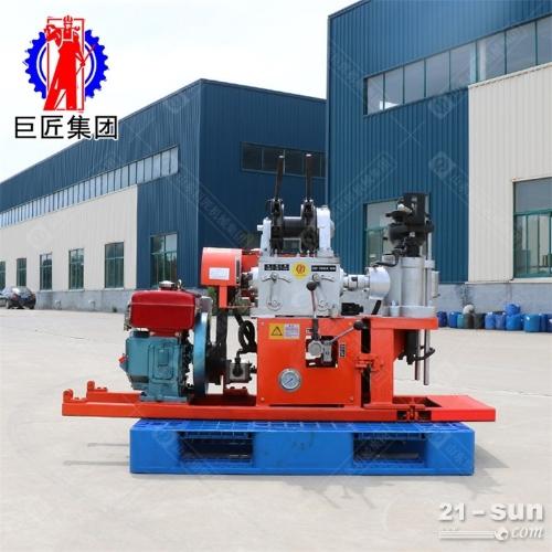 YQZ-30型液压山地钻机