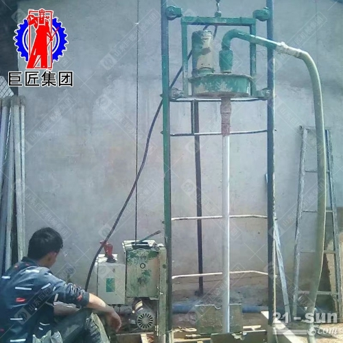 全自动水井钻机SJD-2C小型全自动电动打井机