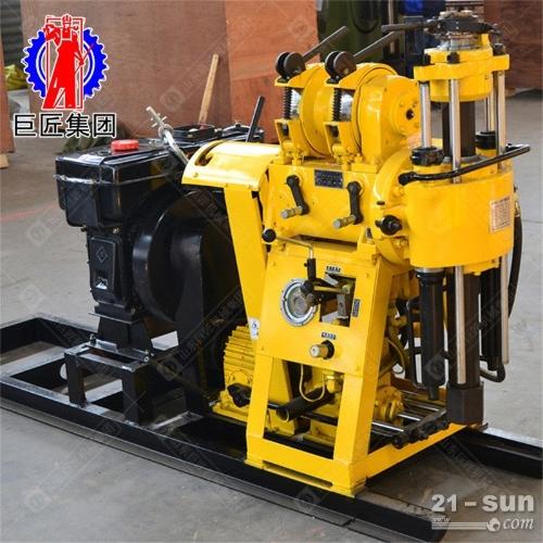 HZ-130Y液压水井钻机