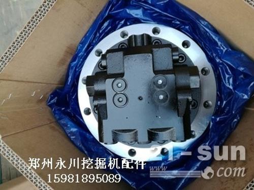 第一油压8TM53310147行走马达总成郑州永川挖掘机配件...