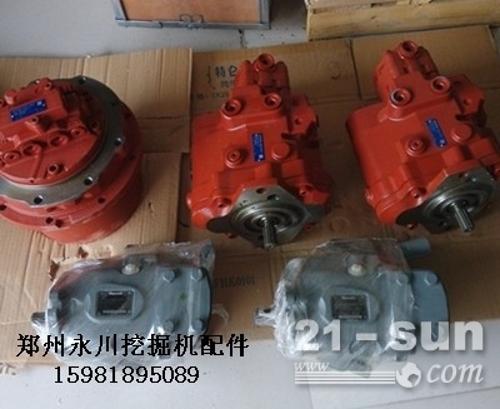 龙工6065液压泵总成及配件15981895089郑州永川挖...