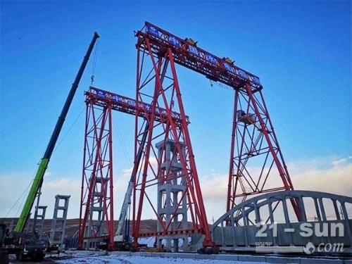 江苏南通20吨龙门吊出租优势设备
