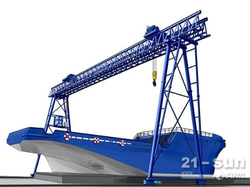 浙江温州龙门吊销售厂家120吨设备价格