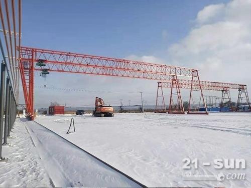 贵州铜仁龙门吊销售厂家行业地位超然