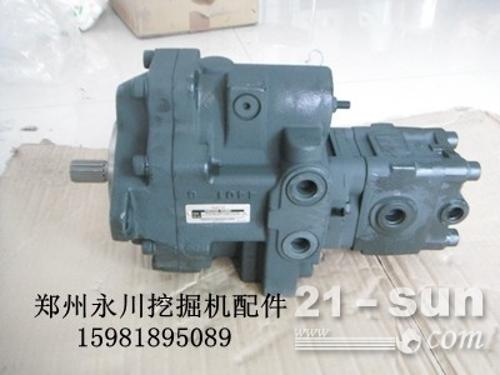 玉柴35液压泵PVD-2B-40P液压泵缸体柱塞配油盘回程盘...