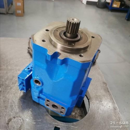 专业维修林德液压泵HPR105液压柱塞泵维修