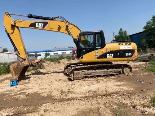 CAT320二手挖掘机