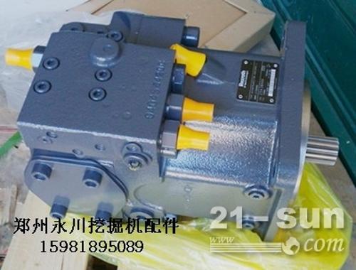 A11V075液压泵总成郑州永川挖掘机配件159818950...
