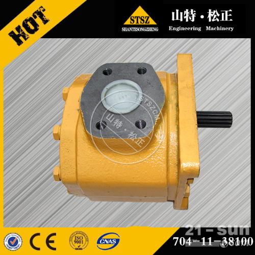 小松装载机WA120-1齿轮泵705-11-34011厂家规格齐全