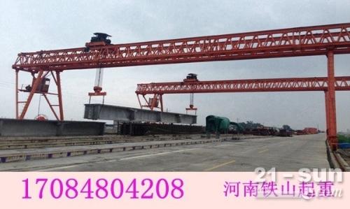 贵州六盘水花架龙门吊出租厂家 100吨龙门吊价格透明
