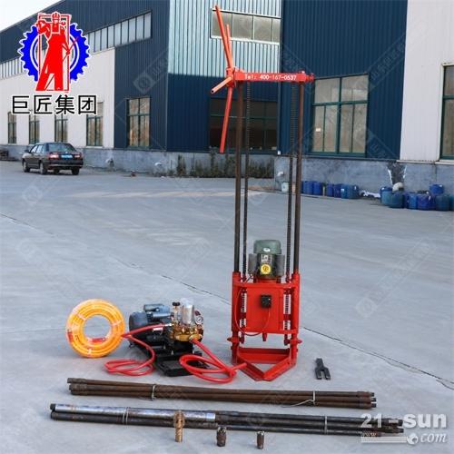 20米岩心取样钻机两相电浅层地质勘探钻机