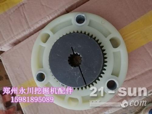 柳工906、907、908挖掘机联轴器连接胶块郑州永川挖掘机...