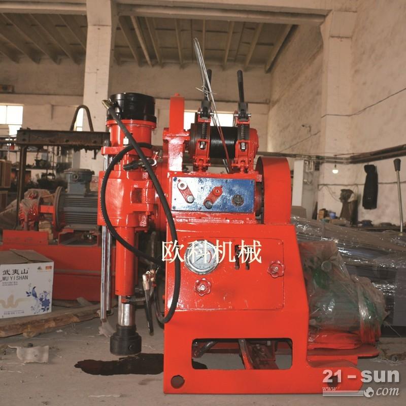 zlj-350打孔取芯钻机全液压坑道钻机
