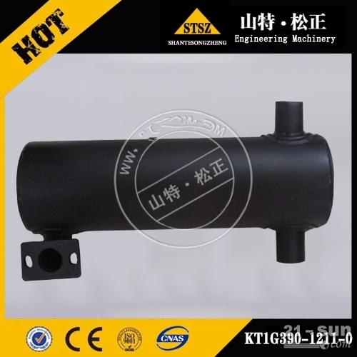 原厂PC270-7消音器6738-11-5530小松挖掘机原厂配件批发零售