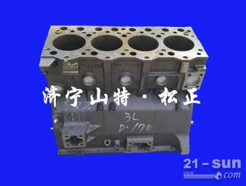 PC270-7挖掘机气缸体总成6731-21-1170小松原厂配件低价出售