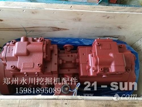 玉柴210挖掘机液压泵总成15981895089郑州永川挖掘...