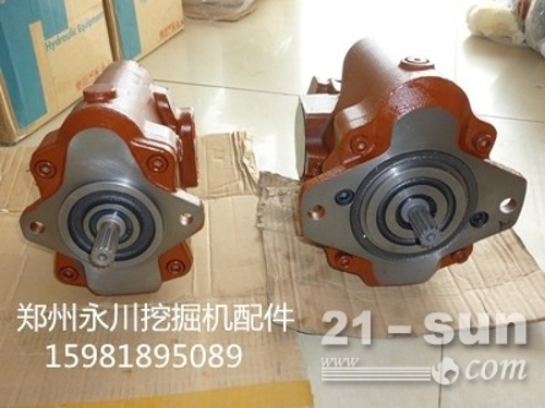 K3VL80液压泵总成配件15981895089郑州永川挖掘...