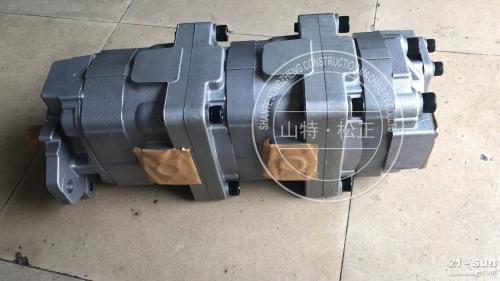 小松WA500-3齿轮箱705-17-38010小松装载机原厂配件