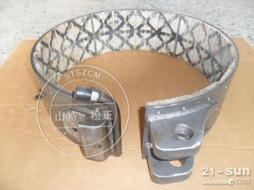 PC270-7增压器卡箍6732-81-8220小松挖掘机原...