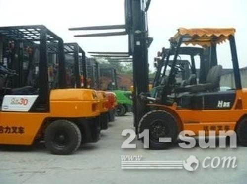 安阳二手叉车出售、3.5吨3节升高4.5米二手叉车出售、包邮