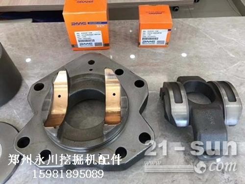 三一75液压泵K3VL80配件缸体柱塞配油盘回程盘球铰15981895089郑州永川挖掘机配件