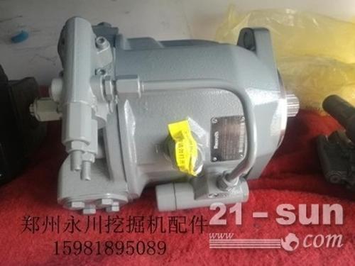 A10VO71DFLR液压泵总成缸体柱塞配油盘15981895089郑州挖掘机配件