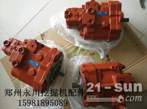 山河智能50、60、70挖掘机液压泵总成及配件1598189...