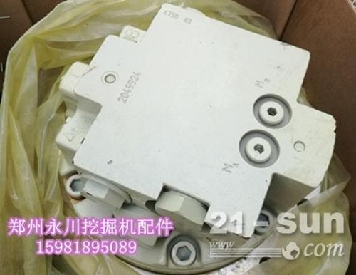 力士乐GFT9T2行走马达总成及减速机总成15981895089找郑州永川挖掘机配件